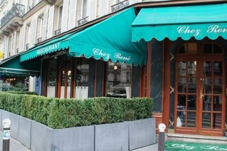 Chez René, Restaurant Paris  #0