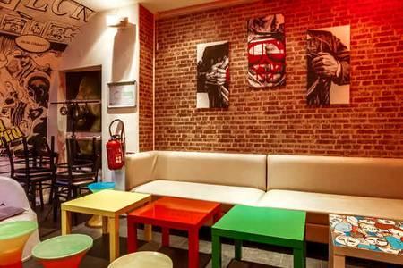 Le Comic's Bar, Bar Paris Bourse #0