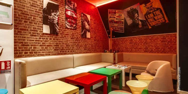Le Comic's Bar, Bar Paris Bourse #2
