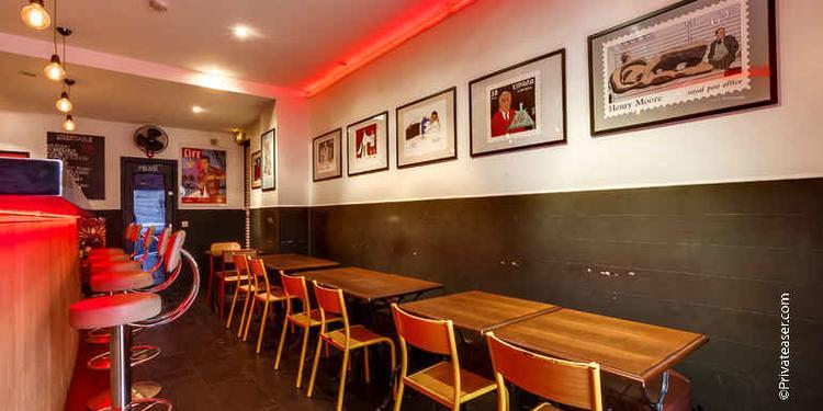 Le Comic's Bar, Bar Paris Bourse #4