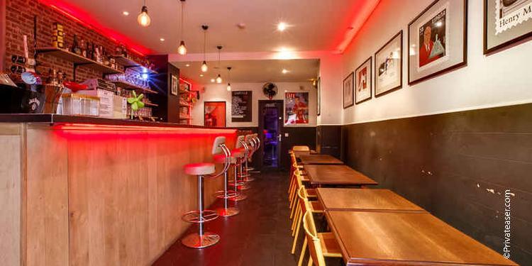 Le Comic's Bar, Bar Paris Bourse #5