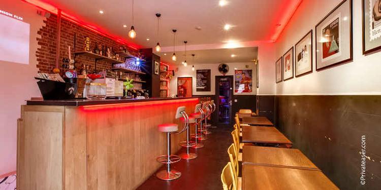 Le Comic's Bar, Bar Paris Bourse #6