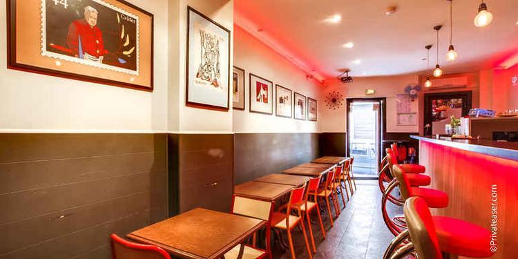 Le Comic's Bar, Bar Paris Bourse #8