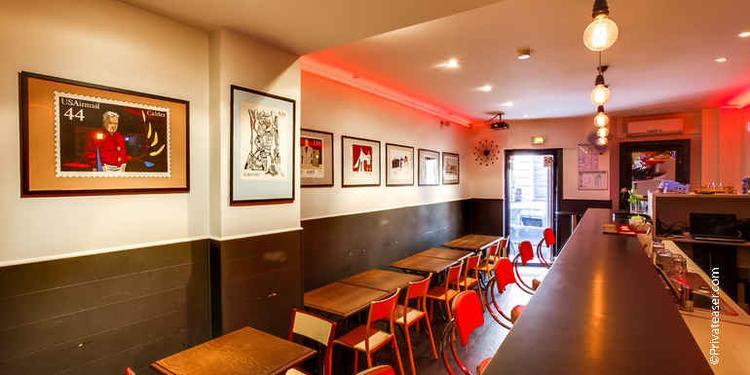 Le Comic's Bar, Bar Paris Bourse #9