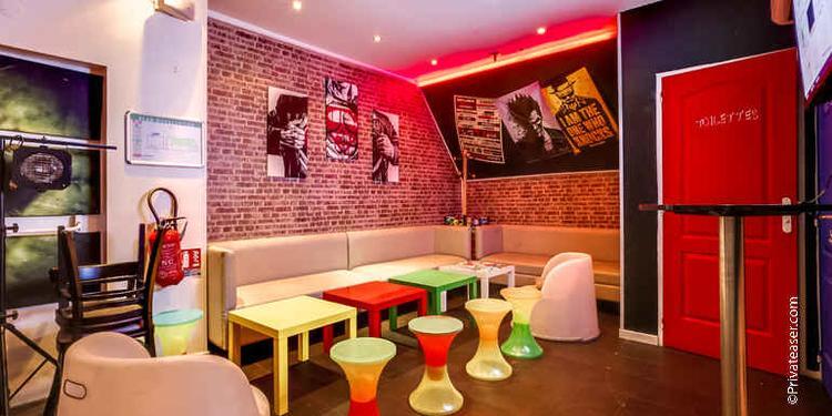 Le Comic's Bar, Bar Paris Bourse #10