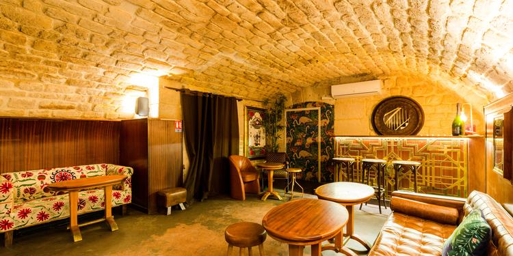 Le Gatsby, Bar Paris Champ de Mars #0