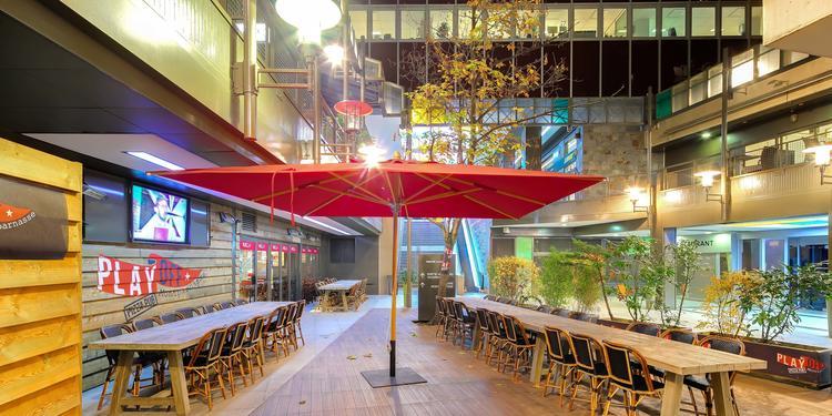 Le Playoff  Montparnasse (Fermé), Bar Paris Montparnasse #0
