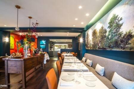 Comice, Restaurant Paris Muette #0