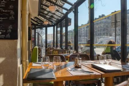 Comptoir Du Xvi, Restaurant Paris  #0