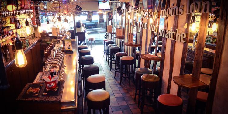 Le Shywawa, Bar Paris Saint-Michel #0