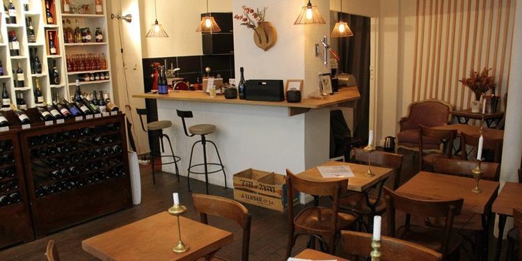 Aux vents des Vignes, Bar Paris Val de Grâce #0