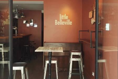 Little Belleville, Bar Paris Belleville #0