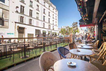 Au Café de Paris, Bar Paris Ménilmontant #0