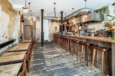 Dersou, Restaurant Paris Quinze-Vingts #0