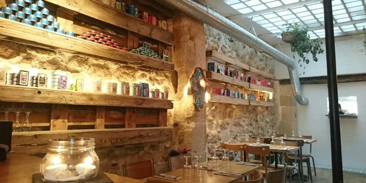 L'Atelier Popeille, Bar Paris Châtelet #0