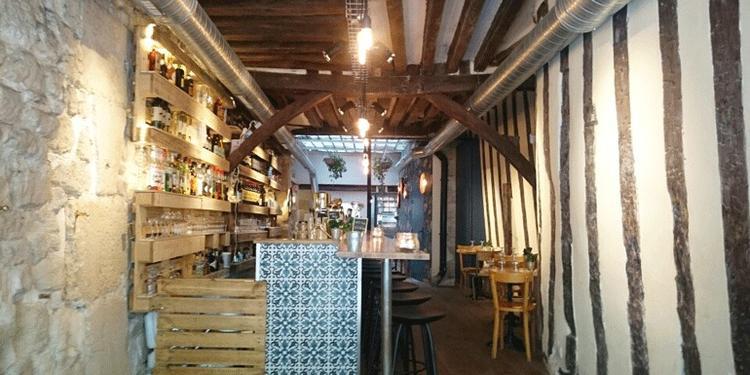 L'Atelier Popeille, Bar Paris Châtelet #1