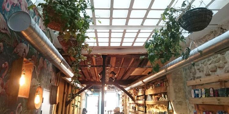 L'Atelier Popeille, Bar Paris Châtelet #2