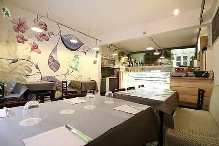 Douceurs Végétales, Restaurant Toulouse Saint-Aubin-Dupuy #0