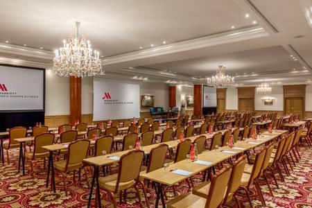 Hôtel Paris Marriott Champs Elysées - Ballroom, Salle de location Paris Champs-Elysées #0