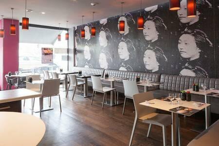 Eat Sushi, Restaurant Lyon Cordeliers Jacobins #0