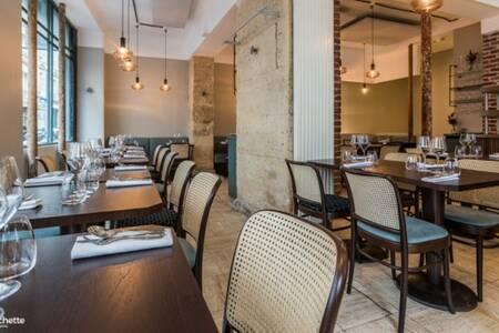 Eels, Restaurant Paris Bonne Nouvelle  #0