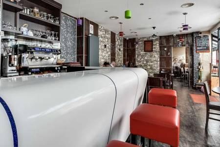 Chez Petit Jerry, Bar Paris Belleville #0