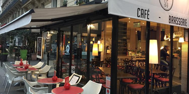 Le Café 55, Bar Paris Arc de Triomphe #0