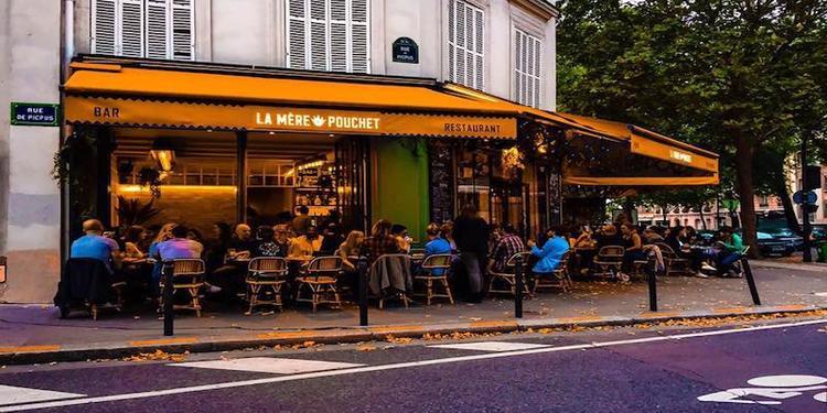 La mère Pouchet, Bar Paris Nation #13