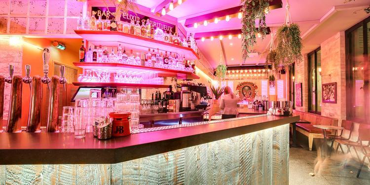 La mère Pouchet, Bar Paris Nation #2