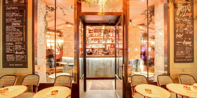 La mère Pouchet, Bar Paris Nation #3