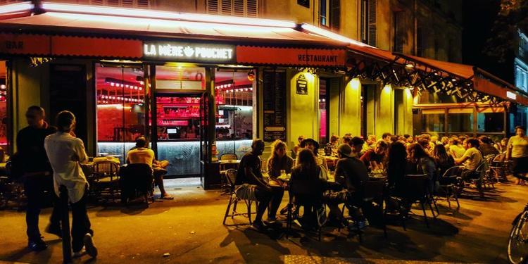 La mère Pouchet, Bar Paris Nation #12