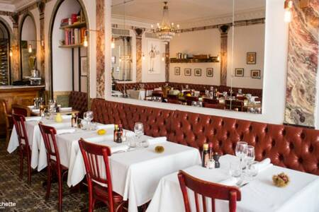 Franchin, Restaurant Nice Carré d'Or #0
