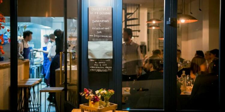 Fulgurances L'Adresse, Restaurant Paris Voltaire #0