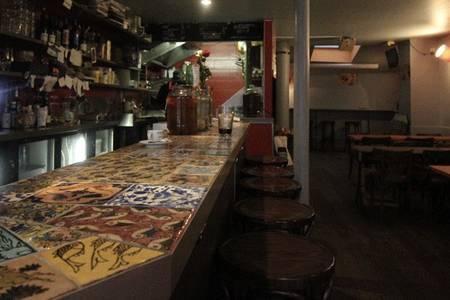La Guêpe, Bar Paris Abbesses #0