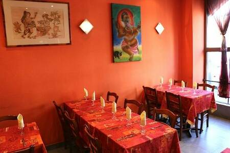 Ganesha, Restaurant Strasbourg Krutenau #0