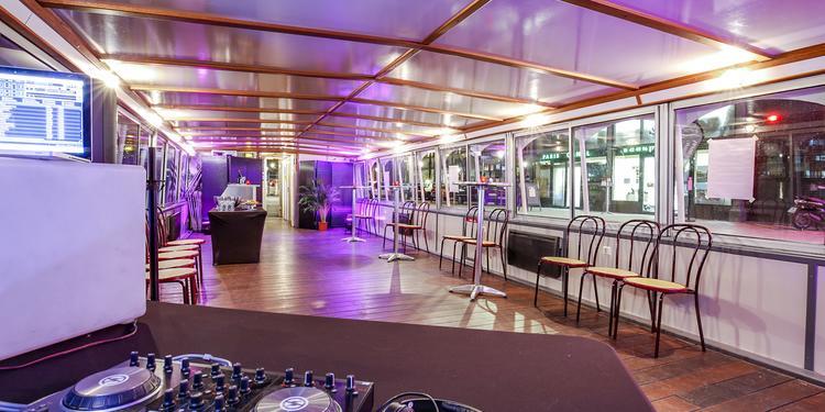 Le Canotier, Salle de location Paris Tuilleries #0