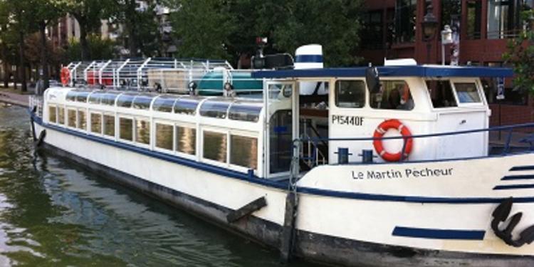 Le Martin Pêcheur, Salle de location Paris Villette #0