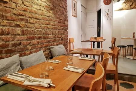 Hape, Restaurant Lyon Terreaux #0
