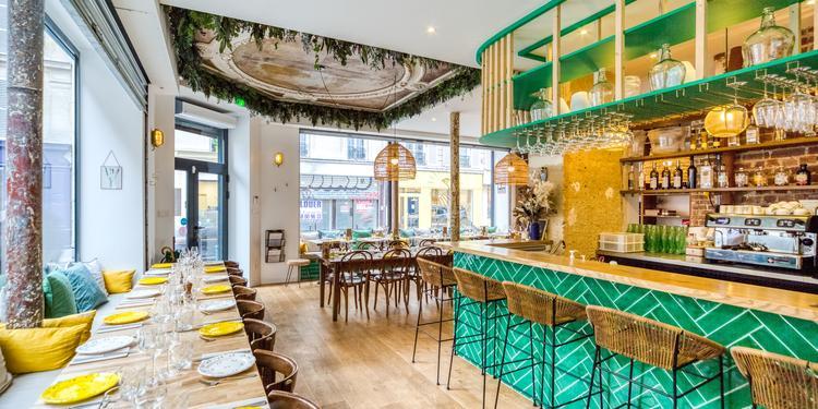 Restaurant À l'Ombre, Restaurant Paris Saint-Ambroise #0
