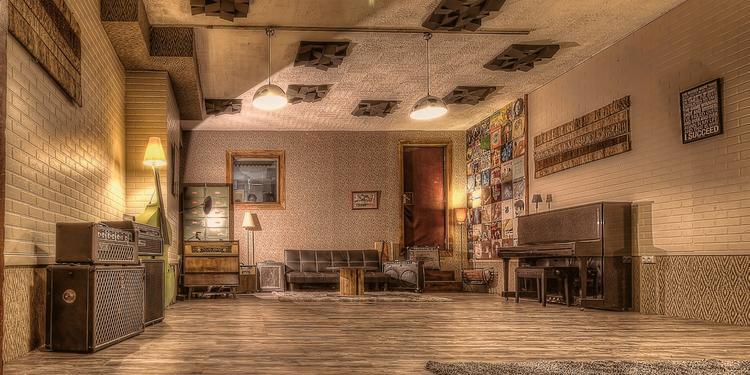 Le Studio Centre, Salle de location Paris Ménilmontant #0