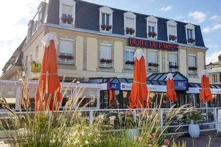 Hotel De Paris, Salle de location Courseulles-sur-Mer  #0