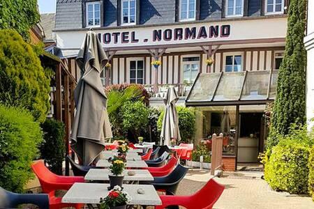Hôtel Normand, Salle de location Yport  #0