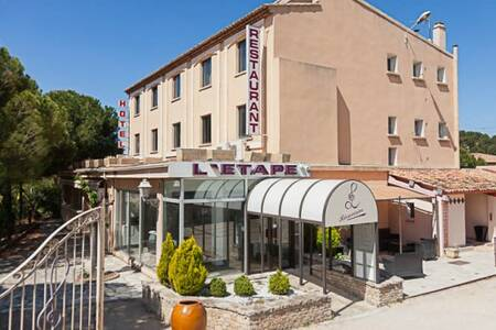 Hôtel Restaurant L'Étape, Salle de location Bouc-Bel-Air  #0