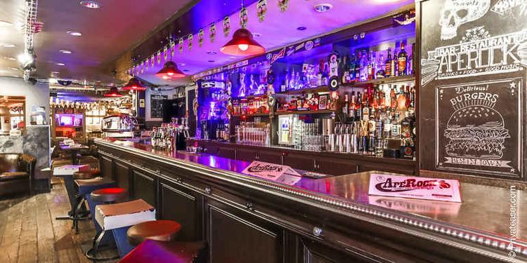 L'Apérock, Bar Paris Ternes #0