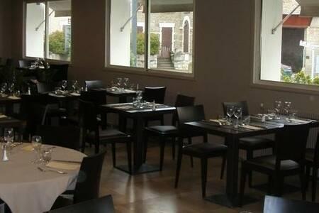 Hôtel Restaurant La Caborne, Salle de location Limonest  #0