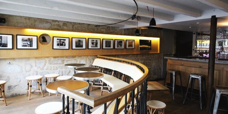 Les Voyelles, Bar Paris Ile de la Cité #1