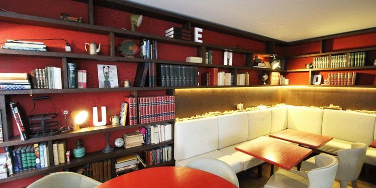 Les Voyelles, Bar Paris Ile de la Cité #2