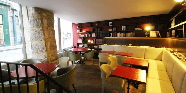 Les Voyelles, Bar Paris Ile de la Cité #5