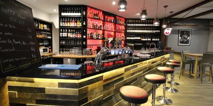 Le Kenavo Bar, Restaurant Paris Saint-Lazare #0