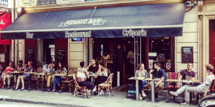 Le Kenavo Bar, Bar Paris Saint-Lazare #1